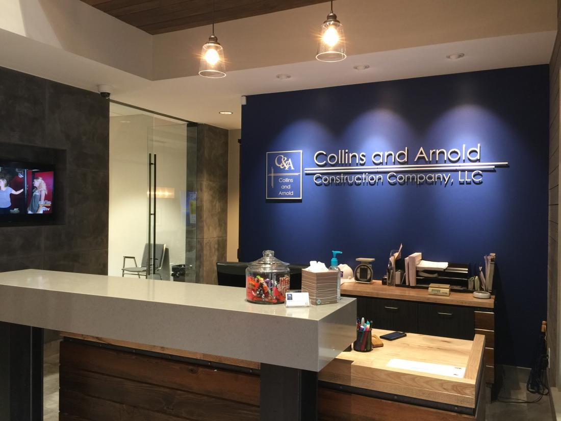 Collins and Arnold Office Renovation