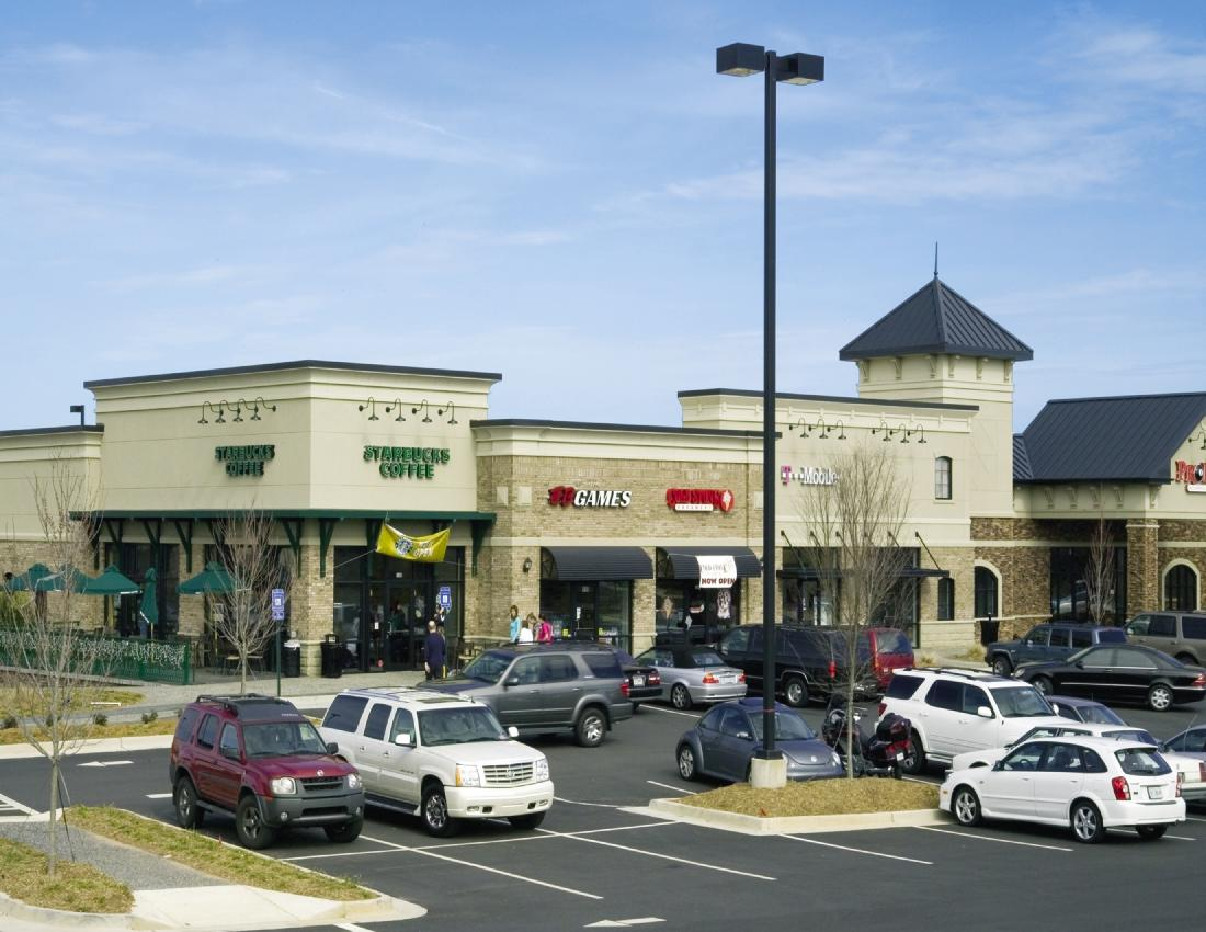 Johns Creek Village